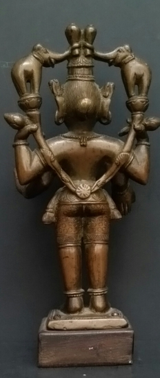 Gajalakshmi back