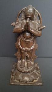 Standing Hanuman front