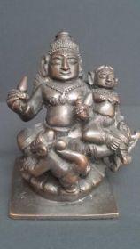 Rama Sita seated