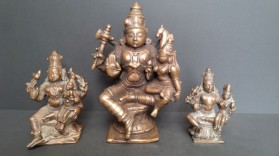 Three Umamaheshwaras