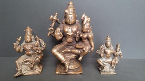 Three Umamaheshwaras