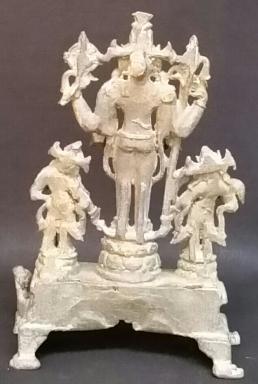 Pala Vishnu back