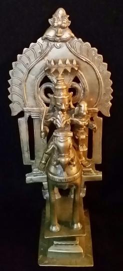 Khandobha folk front