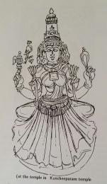 Kamakshi from Pratima Kosha