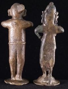 Pudukottai bronzes back