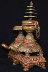 Altar container