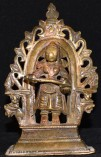 Annapurna standing
