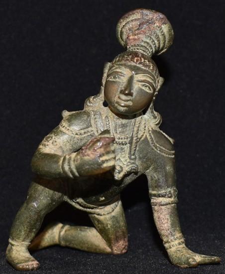 Crawling Krishna