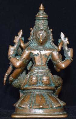Lakshminarasimha back