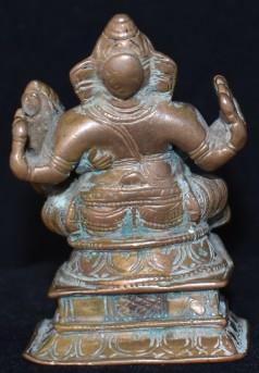 Mahaganapati back
