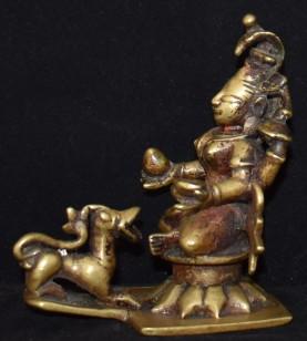Mahalakshmi left