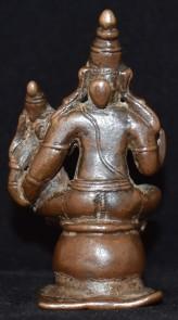 Sita rama Hanuman back
