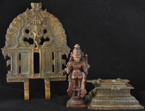 Udupi Krishna 3 pieces
