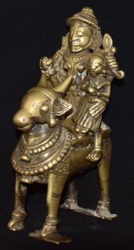 Uma Maheshwara Left