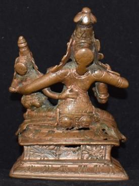 Venugopala seated back
