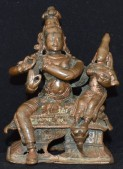 Venugopala seated