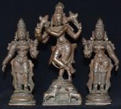 Venugopala with consorts