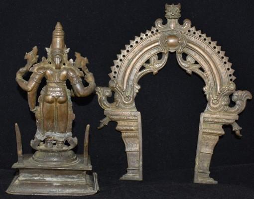 Vishnu (Kerala) parts