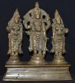 Vishnu Triad (Kerala)