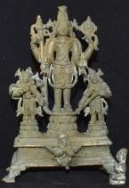 Vishnu triad Pala