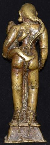Yasodha Krishna back