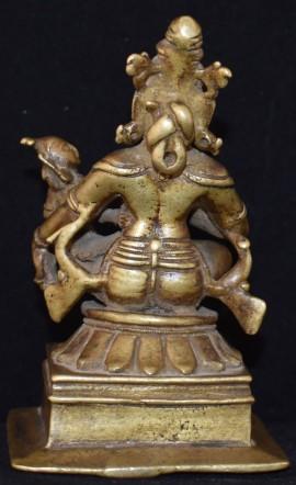 Yoga sitarama back