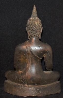 Buddha Thailand back