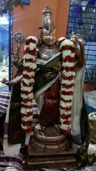 Chaturbhuja rama Ponpathirkudam