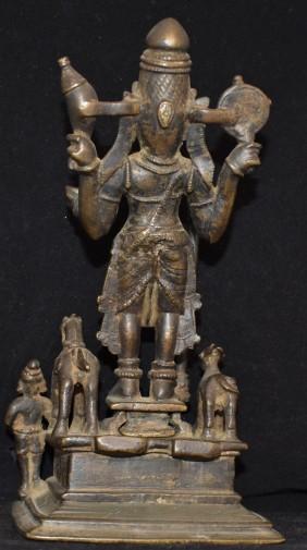 Govinda Bhairava back