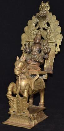 Khandobha Classical left
