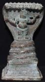 Krishna under Naga