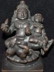 Sitarama with Hanuman