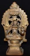 Gauri with Linga
