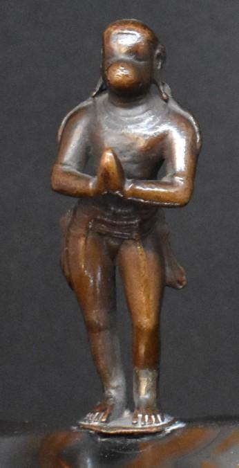 Hanuman in Anjali mudra