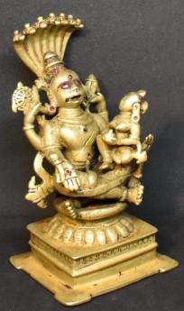 Yoga lakshminarasimha side