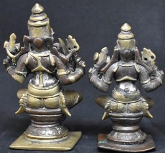 Bhairava Bhairavi back