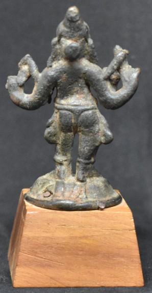 Ganesha back