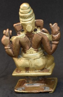 Ganesha Balamuri back