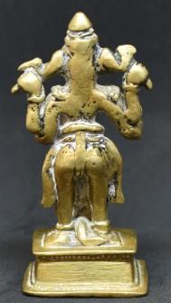 Ganesha standing back