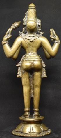 Standing Vishnu Back