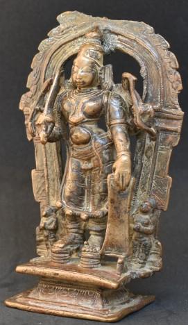 Veerabhadra left