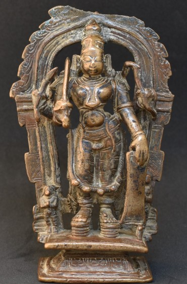 Veerabhadra shrine
