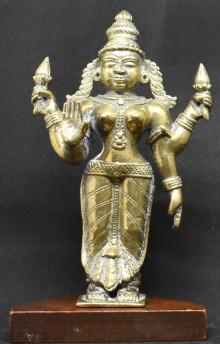 Lakshmi standing
