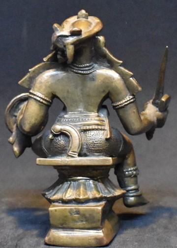 Tirumangai Alvar (back)