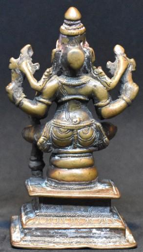 Vaishnavai (Back)