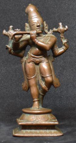 Venugopala with flute
