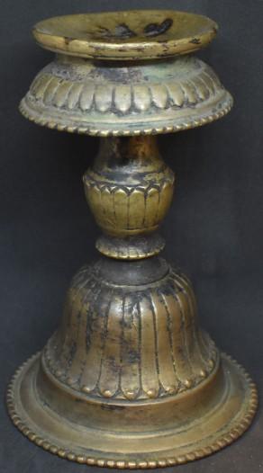 Nepal lamp base