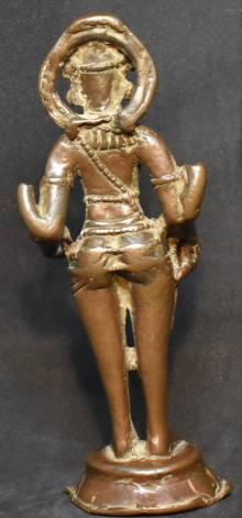 Vishnu Back