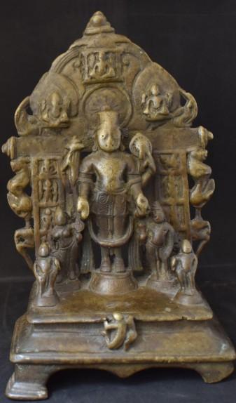 SA156 Vishnu with Avatars