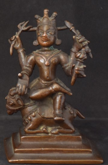 Shiva on a Bull